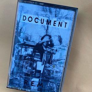 R.E.M no.5 document